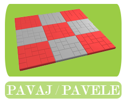 Pavaj - Pavele
