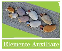 elemente auxiliare decorative gradina